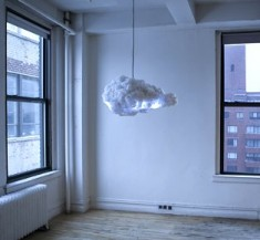 The Cloud a music activated visualizing speaker