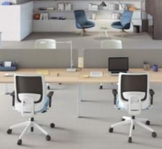 Actiu Trim chair, winner of the German Design Award