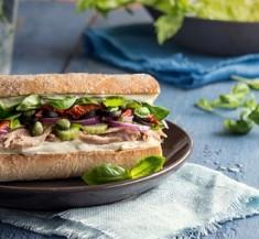 HEALING SANDWICHES 100% HAND MADE RECIPE