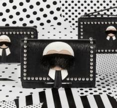 Fendi Punkarlito Karl Lagerfeld figure by Happycentro