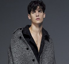 French Designers Men's Fashion Editorial